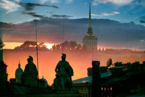 Петербург без идеи