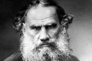 Лев Толстой и матерщинники-надомники