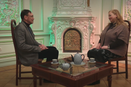 """Зоя Буряк: «Военную жизнь я ощутила на съёмках фильма """"Мы из будущего""""»"""
