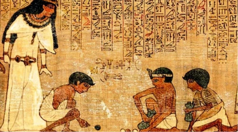 Образование древнего египта картинки